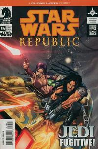 Cover Thumbnail for Star Wars: Republic (Dark Horse, 2002 series) #54