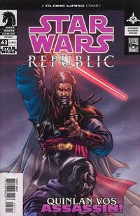 Cover Thumbnail for Star Wars: Republic (Dark Horse, 2002 series) #63