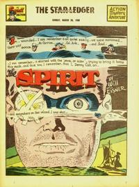 Cover Thumbnail for The Spirit (Register and Tribune Syndicate, 1940 series) #3/26/1950