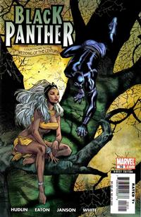Cover Thumbnail for Black Panther (Marvel, 2005 series) #16 [Direct Edition]