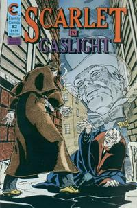 Cover Thumbnail for Scarlet In Gaslight (Malibu, 1987 series) #2