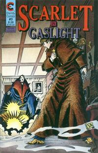 Cover Thumbnail for Scarlet In Gaslight (Malibu, 1987 series) #3