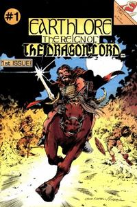 Cover Thumbnail for Reign of the Dragonlord (Eternity, 1986 series) #1