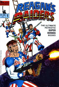 Cover Thumbnail for Reagan's Raiders (Solson Publications, 1986 series) #1
