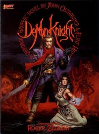 Cover Thumbnail for Demon Knight: A Grimjack Graphic Novel (First, 1989 series)
