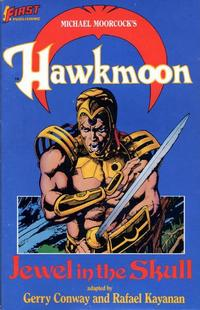 Cover Thumbnail for Hawkmoon: Jewel in the Skull (First, 1988 series)
