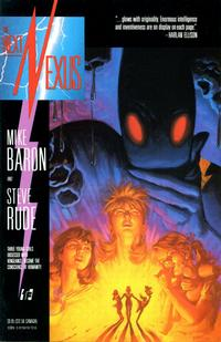 Cover Thumbnail for Next Nexus (First, 1989 series) #[nn]