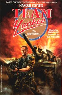 Cover Thumbnail for Team Yankee: The Graphic Novel (First, 1989 series)