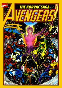 Cover Thumbnail for Avengers: The Korvac Saga (Marvel, 1991 series)