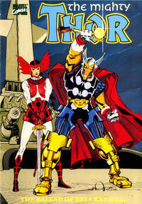 Cover Thumbnail for The Mighty Thor: The Ballad of Beta Ray Bill (Marvel, 1989 series) #[nn]