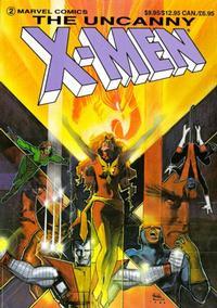 Cover Thumbnail for The Uncanny X-Men (Marvel, 1984 series)