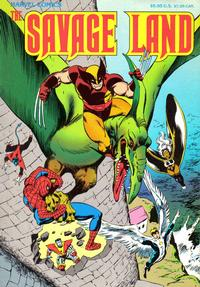 Cover Thumbnail for The Savage Land (Marvel, 1987 series) #[nn]