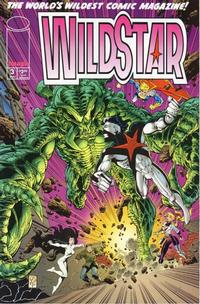 Cover Thumbnail for Wildstar (Image, 1995 series) #3