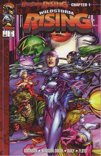 Cover Thumbnail for Wildstorm Rising (Image, 1995 series) #1