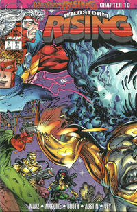 Cover Thumbnail for Wildstorm Rising (Image, 1995 series) #2