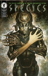 Cover Thumbnail for Species (Dark Horse, 1995 series) #3