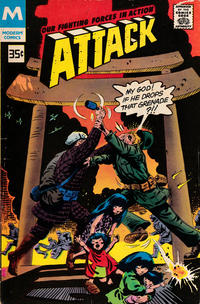 Cover Thumbnail for Attack (Modern [1970s], 1978 series) #13