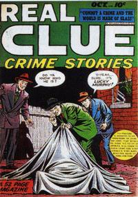 Cover Thumbnail for Real Clue Crime Stories (Hillman, 1947 series) #v3#8 [32]