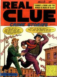 Cover Thumbnail for Real Clue Crime Stories (Hillman, 1947 series) #v5#1 [49]