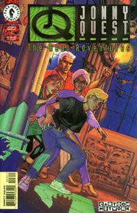 Cover Thumbnail for The Real Adventures of Jonny Quest (Dark Horse, 1996 series) #3