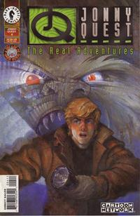 Cover Thumbnail for The Real Adventures of Jonny Quest (Dark Horse, 1996 series) #4