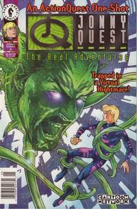 Cover Thumbnail for The Real Adventures of Jonny Quest (Dark Horse, 1996 series) #5