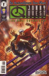 Cover Thumbnail for The Real Adventures of Jonny Quest (Dark Horse, 1996 series) #6