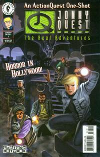 Cover Thumbnail for The Real Adventures of Jonny Quest (Dark Horse, 1996 series) #7