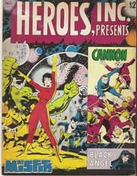 Cover Thumbnail for Heroes Inc. (CPL/GANG Publications, 1976 series) #2