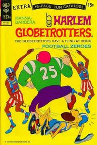 Cover Thumbnail for Hanna-Barbera Harlem Globetrotters (Western, 1972 series) #4