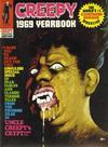 Cover for Creepy Yearbook (Warren, 1968 series) #1969