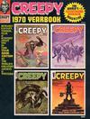 Cover for Creepy Yearbook (Warren, 1968 series) #1970