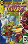 Cover for Bucky O'Hare (Continuity, 1991 series) #2 [Direct Edition]