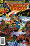 Cover for Bucky O'Hare (Continuity, 1991 series) #4 [Newsstand Edition]