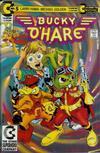 Cover for Bucky O'Hare (Continuity, 1991 series) #5 [Direct Edition]