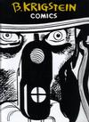 Cover for B. Krigstein Comics (Fantagraphics, 2004 series)