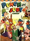 Cover for Punch and Judy Comics (Hillman, 1944 series) #v1#5