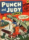 Cover for Punch and Judy Comics (Hillman, 1944 series) #v2#11