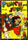 Cover for Punch and Judy Comics (Hillman, 1944 series) #v3#4
