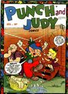 Cover for Punch and Judy Comics (Hillman, 1944 series) #v3#5