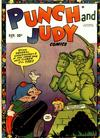 Cover for Punch and Judy Comics (Hillman, 1944 series) #v3#8