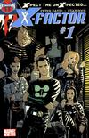 Cover for X-Factor (Marvel, 2006 series) #1 [Second Printing Variant]