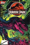 Cover for Return to Jurassic Park (Topps, 1995 series) #1