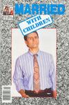 Cover for Married... With Children (Now, 1990 series) #4 [Newsstand]