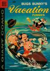 Cover for Bugs Bunny's Vacation Funnies (Dell, 1951 series) #9