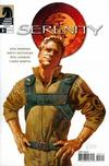 Cover for Serenity (Dark Horse, 2005 series) #3 [Wash Cover]