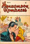 Cover for Honeymoon Romances (Bell Features, 1952 ? series) #12