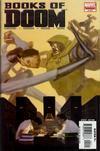 Cover for Books of Doom (Marvel, 2006 series) #2