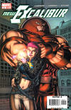 Cover for New Excalibur (Marvel, 2006 series) #5 [Direct Edition]