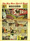 Cover for The Spirit (Register and Tribune Syndicate, 1940 series) #1/12/1947